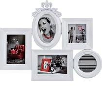 Фоторамка-Коллаж 49x38 см На 5 Фото 14x9/14x9/9x9/9x9 см - Polite Crafts&Gifts