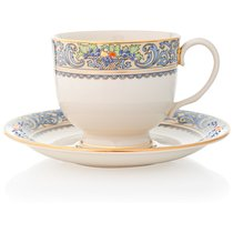 """Чашка чайная с блюдцем 200мл """"Осень"""""""
