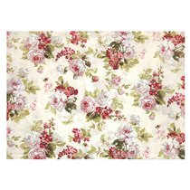 """Дорожка на стол """"Джульетта"""", 40х140 см, P798-1852/2, цвет бордовый - Altali"""
