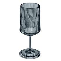 Бокал для вина Superglas CLUB NO. 4, 350 мл, серый - Koziol
