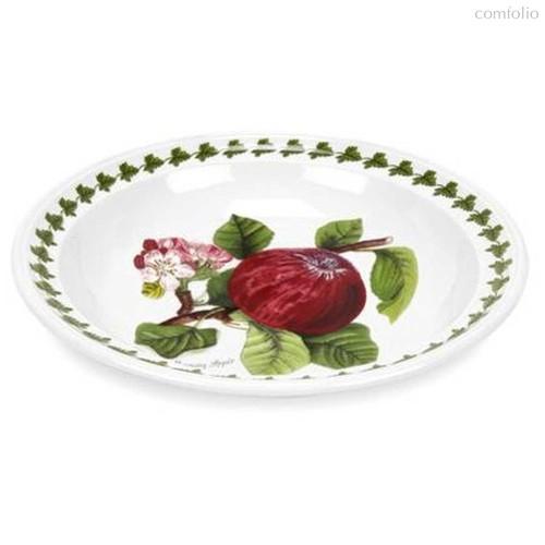"""Тарелка суповая Portmeirion """"Помона. Красное яблоко"""" 20см - Portmeirion"""