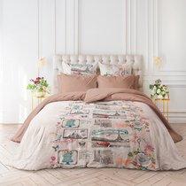 Комплект постельного белья Verossa Перкаль Cartolina, 1.5-спальный - Нордтекс