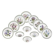 Сервиз столовый Portmeirion Ботанический сад на 4 персоны 12 предметов, фаянс - Portmeirion