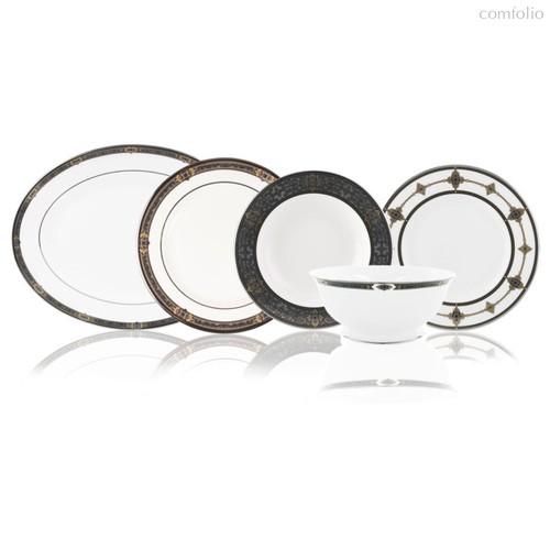 Сервиз столовый Lenox Классические ценности на 6 персон 20 предметов, фарфор - Lenox