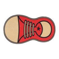 Коврик придверный All Star, цвет красный - Balvi