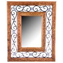 Зеркало Настенное 75X60 см - IQBAL AHMAD ANSARI & BROTHERS