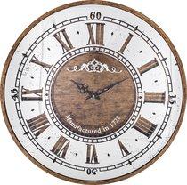 Часы Настенные Кварцевые 60x60x7,5 см Диаметр Циферблата 58 см - FuZhou Chenxiang