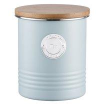 Емкость для хранения чая Living голубая 1 л - Typhoon