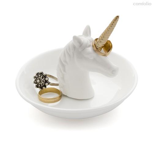 Подставка для украшений Unicorn, цвет белый - Balvi