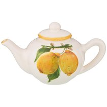 Чайник Заварочный Cuore Limoni 800 мл Без Упаковки - Ceramica Cuore
