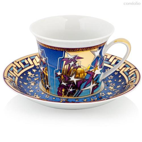 """Чашка для капучино с блюдцем 250мл """"Мечты о бесконечности"""" - Rosenthal"""