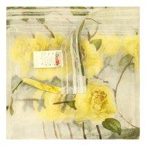 "Органза ""Джейн"", 200х270 см, P55-99646/2, цвет желтый - Altali"