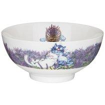 Салатник - Тарелка Суповая Lefard Лаванда 15x7 см - Meizhou Yuesenyuan