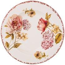 Тарелка Суповая Lcs Flower Garden 24 см Без Упаковки - Ceramica Cuore