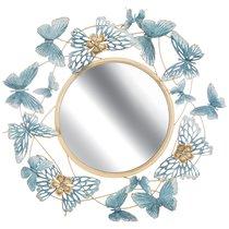 Зеркало Настенное Коллекция Цветочная Симфония 72,4x74,9x3,8 см - Baihui Rattan Furniture