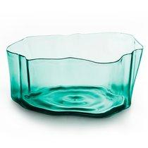 Органайзер Flow маленький, зеленый, цвет зеленый - Qualy