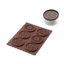 Набор для приготовления печенья Cookie Dolce Vita Slim - Silikomart