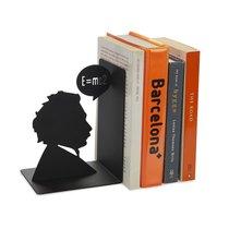Держатель для книг Einstein, цвет черный - Balvi