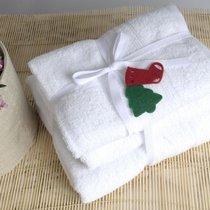 Shalla полотенца White (белый), цвет белый, 50x90 - Irya