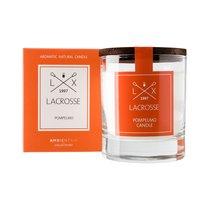 Свеча ароматическая в стекле круглая Lacrosse Грейпфрут 40 ч - Ambientair