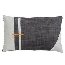 Подушка декоративная базовая из коллекции Ethnic, 30х50 см - Tkano