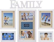 Подарочный Фотонабор Из 6-Пр. Светлый Family 22x37, 12x17, 20x23 см - Polite Crafts&Gifts