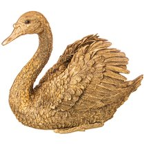 Статуэтка Лебедь 41. 5x24x31. 5 см - Jiefeng Gifts