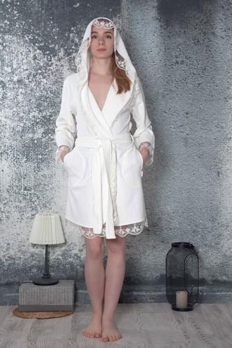 Evon Cream, цвет кремовый, L - Karna (Bilge Tekstil)
