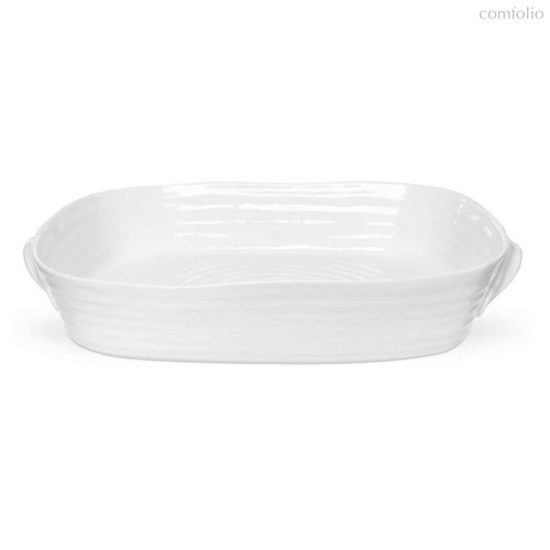 """Блюдо для запекания прямоугольное Portmeirion """"Софи Конран для Портмерион"""" 36см (белое) - Portmeirion"""