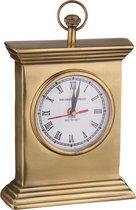 Часы Настольные Антик 16X5 см Диаметр 10 см Высота 24 см - STANDARD ART PRODUCTS