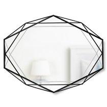 Зеркало настенное PRISMA чёрный - Umbra