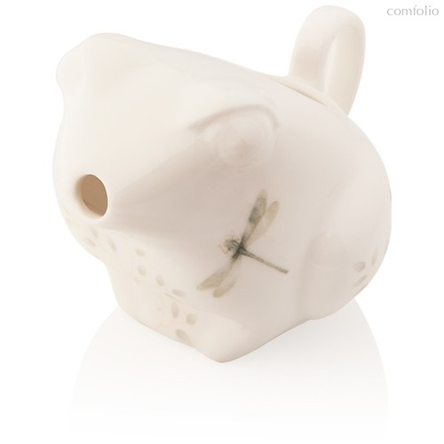 "Молочник Lenox ""Бабочки на лугу"" 10см (лягушка) - Lenox"