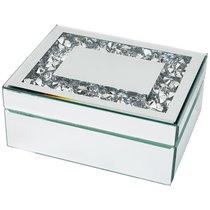 Шкатулка Коллекция Diamond 19x15x8 см - Dalian