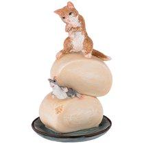 Фигурка Кошки-Мышки 6.5x6x10 см - Chaozhou Fountains&Statues