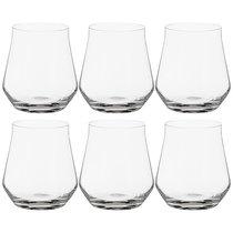 Набор Бокалов Для Виски/Воды Из 6 шт. Alca 350 мл Высота 10 см - Crystalite Bohemia