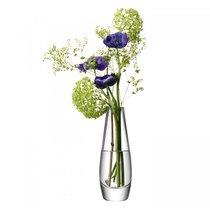Ваза округлая высокая Flower 17 см - LSA International