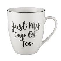 Кружка Carnaby Script 400 мл My cup of tea - Price & Kensington