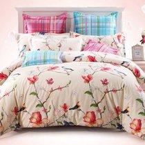 Комплект постельного белья С-173, цвет кремовый, размер 1.5-спальный - Valtery