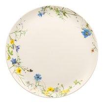 "Тарелка закусочная 21см ""Альпийские цветы"" - Rosenthal"