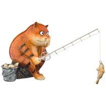 Фигурка Котофей 18x10x12,5 см. Коллекция Озорные Коты