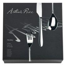 Набор столовых приборов Arthur Price «Хенли» 6/42 п/к - Arthur Price