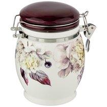 Емкость Для Сыпучих Продуктов Пурпур 11,5x11,5 см Высота 15 см / 700 Мл. - Huachen Ceramics