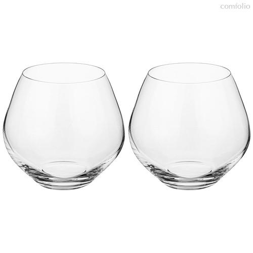 Набор Бокалов Для Виски/Воды Из 2 Штук Amoroso 440 мл - Crystalex