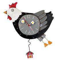 Часы Побег из курятника 29 см - Enesco