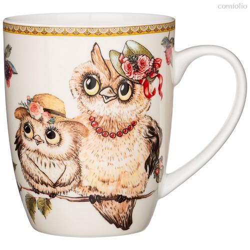 Кружка Lefard Owls Party 400 мл - Jinding