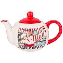Чайник Заварочный Коллекция Bellissimo 550 мл 19,1x11,6x12 см - Zhenfeng Ceramics