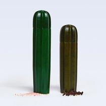 Мельницы деревянные для соли и перца Cacti - DOIY