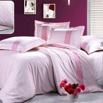 Клубничный коктейль - комплект постельного белья, цвет сиреневый, размер 1.5-спальный - Valtery