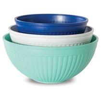 Набор цветных мисок для приготовления Nordic Ware (1,8л; 3,3л; 4,7л) - Nordic Ware
