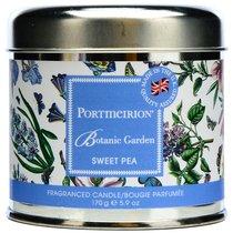 """Свеча в жестяной банке Portmeirion """"Ботанический сад.Душистый горошек"""" 7см - Portmeirion"""